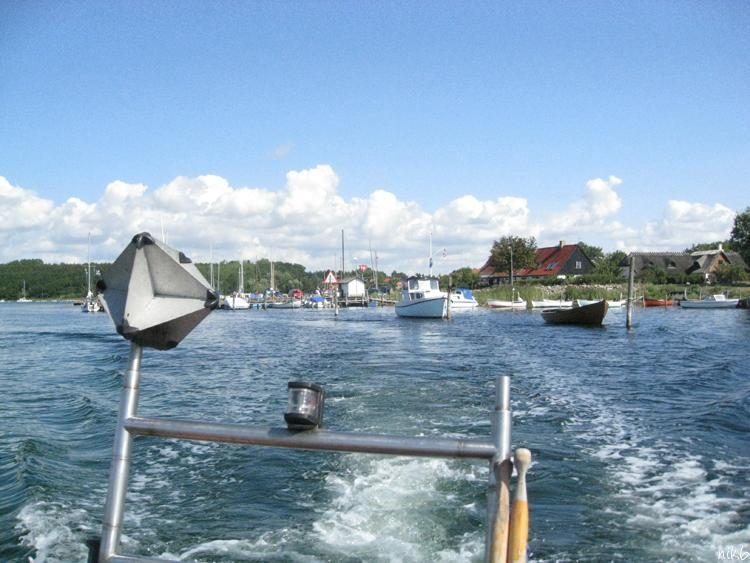Bisserup Havbrug august 2009
